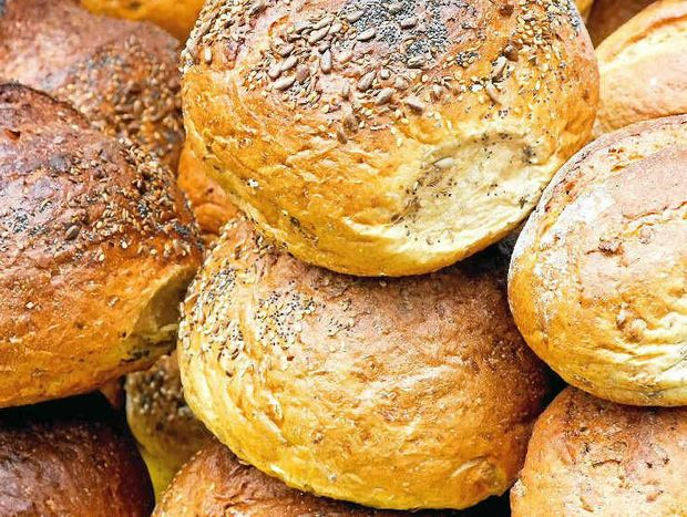 Gluten, like that found in most breads, is a no-no for coeliac disease sufferers.