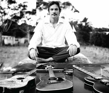 FRIDAY GIG: Musician Tim Stokes.