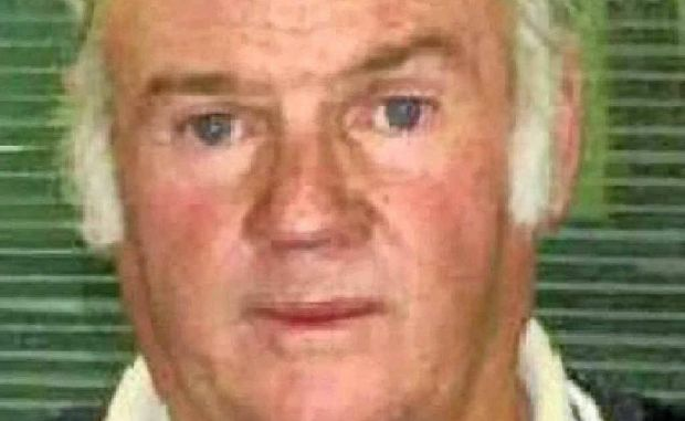 Accused murderer Ian Phillip Hannaford.