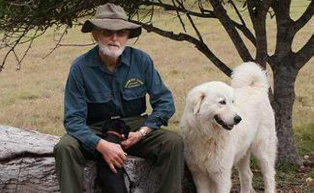 Harmony Farm owner Dennis Martin.