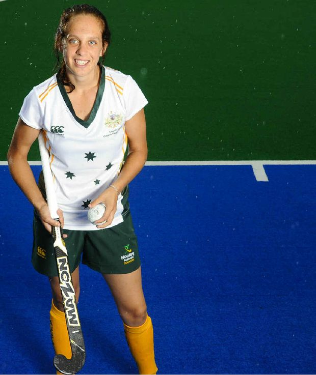 Maddy Richey represented the Australian Country Under-21 side. Photo: JoJo Newby