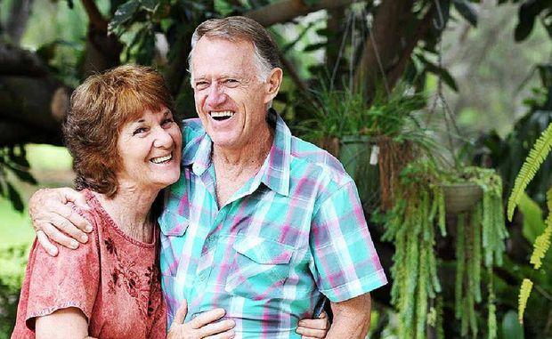 MILESTONE: Jean and Bevan Kubler celebrate their 50th wedding anniversary.