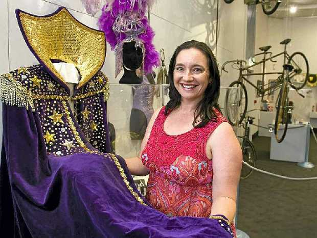 NEW ROLE: Debbie Bailey is looking forward to pushing Cobb & Co Museum into the future in her new role as museum director.