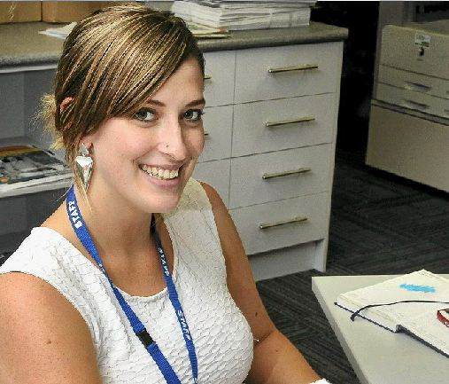 The former Chinchilla State High School student has recently landed her dream job working in the media industry.