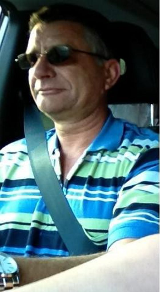 Hugh Edwards, 52, has been missing since January 4.