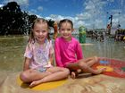 Kids having fun at Oasis pool at Banora Point
