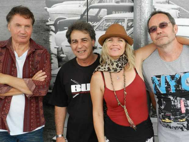 Lissy Stanton, of The Lissy Stanton Band, will play live at Duranbah.