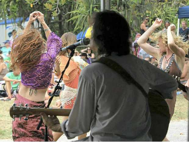 Peregian Originals organisers can only hold 12 concerts this year.