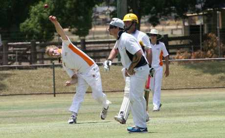 OUTRIGHT WIN: Kingaroy RSL dismissed Nanango twice to win their scheduled two day match.