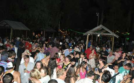 NO MORE NEW YEAR'S EVE: The behaviour of a handful of drunken revellers has forced the owners of the historic Nindigully Pub to cancel the annual New Year's Eve bash.