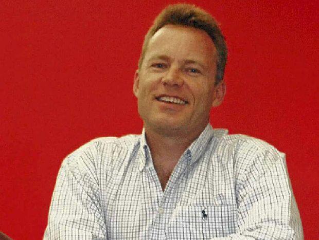 Innovation Centre Sunshine Coast CEO Mark Paddenburg.