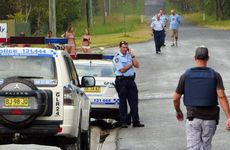A woman's partner was shot in front of their children at Mullaway on Wednesday evening, less than an hour after her father drowned at Woolgoolga. PHOTO: FRANK REDWARD.