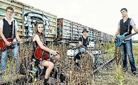 Caitlyn Shadbolt and Aiming High will join the line-up at Wednesday's Tamworth Showcase at AICM.