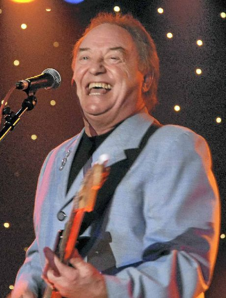 Gerry And The Pacemakers Tour