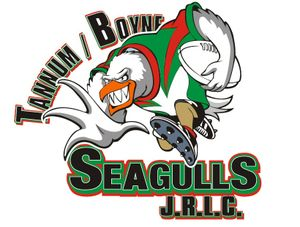 Club Sign on Day - Tannum/Boyne Seagulls Juniors Rugby League Football Club