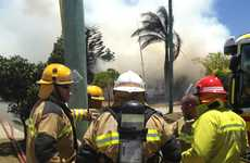 A Piringa St home has been destroyed by fire.