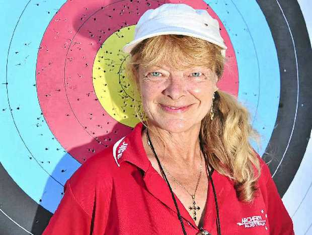 Lynette Rankin-Tyack has been named an assistant coach for a series of Archery Australia high performance training camps.