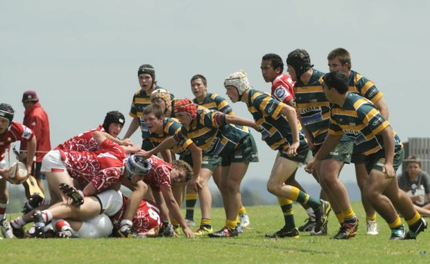 Downs Rugby is preparing for the upcoming Colts representative season.