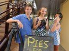 Pies help creativity at Film Fest Create & Upload workshop