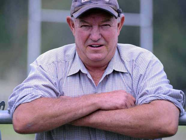 Warwick rugby union senior president Scotty McLellan is ready for the start of another Darling Downs season.