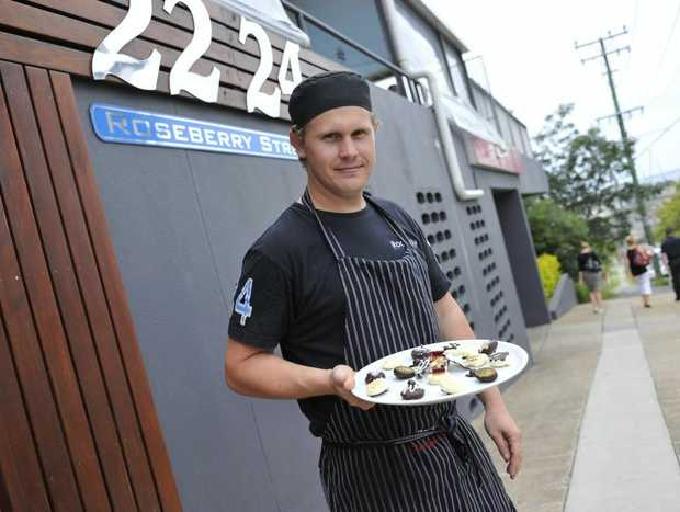 Rocksalt owner Jason Faint says a change to penalty rates would allow more businesses to open.
