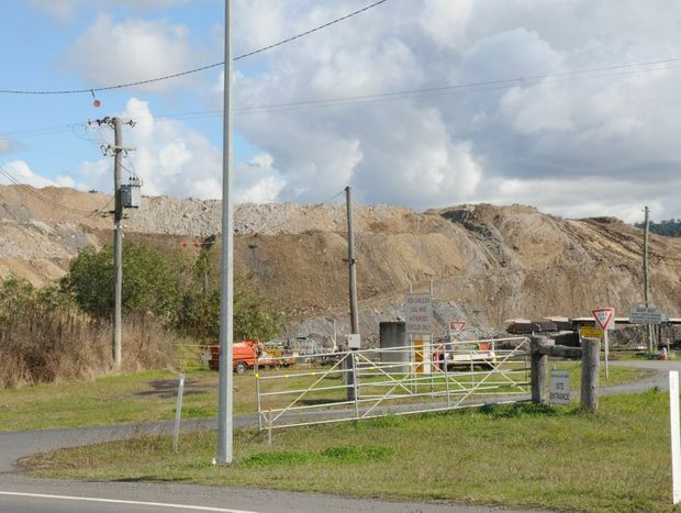 Rosewood's New Oakleigh coal mine.