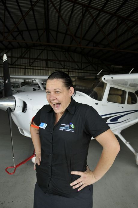 Kate Mundy is facing her fears and skydiving to raise money for diabetes research.