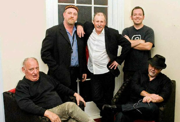 JAZZ LEGENDS: Galapagos Duck will play the Bangalow Bowlo.