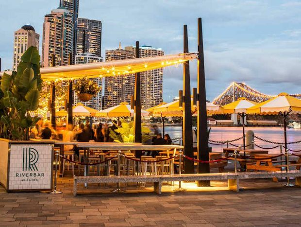 Brisbane Riverbar & Kitchen.