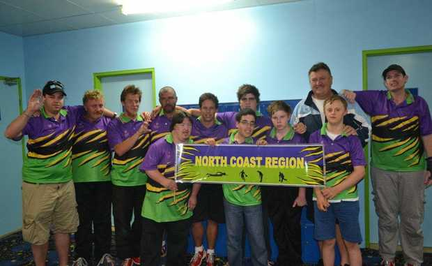 The North Coast Special Olympics team will take on competitors from around NSW at Coffs Memorial Pool on Saturday.