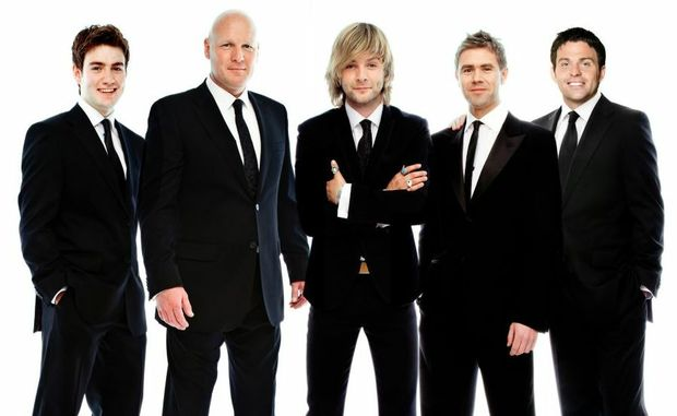 Celtic Thunder will perform at the Brolga Theatre on January 26.