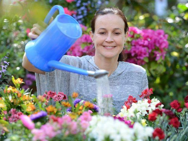 Chelsea van Rijn from Trevallan Lifestyle Centre gives spring gardening tips.