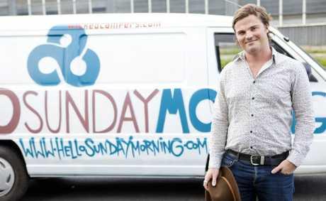 Hello Sunday Morning founder Chris Raine has been named Australia Day ambassador for Clifton.