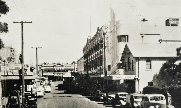 Ritz Theatre in Bell Street.