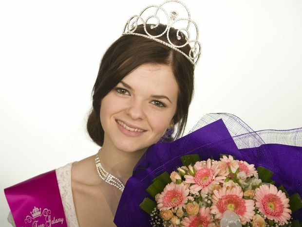 Ashleigh Ellem is a national finalist in the Miss Teen Galaxy Quest.