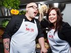 Hervey Bay husband and wife competing in My Kitchen Rules