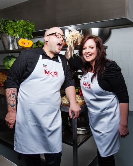 Bay MKR Couple Scrape Through Second Instant Restaurant
