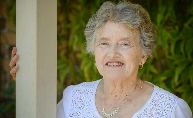 Vois Bancroft of Lawrence has been nominated as Clarence Valley Council's Citizen of the Year. Photo: Adam Hourigan