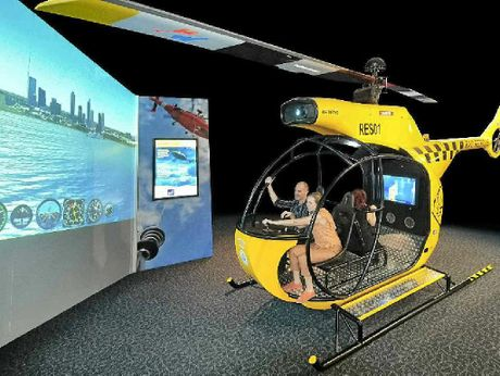 POPULAR: Enjoy free entry to the interactive Rescue exhibition.