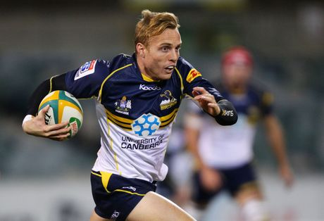 TOM Cox is eager to make his mark in Super Rugby this year.