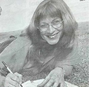 THEN: Marny Bonner, The Northern Star, 2000.