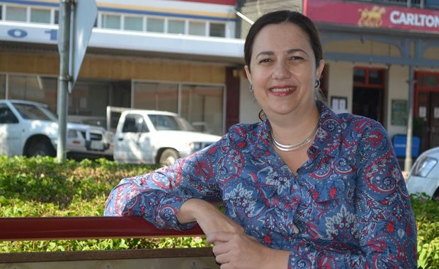 State labor leader Annastacia Palaszczuk says Queenslanders have a right to be shocked about the LNP job cuts.