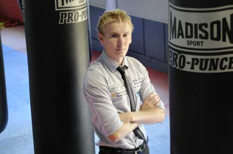 TITLE FIGHT: Brayd Smith will challenge Japan's Shogo Sakai in his first title bout at Rumours in March.