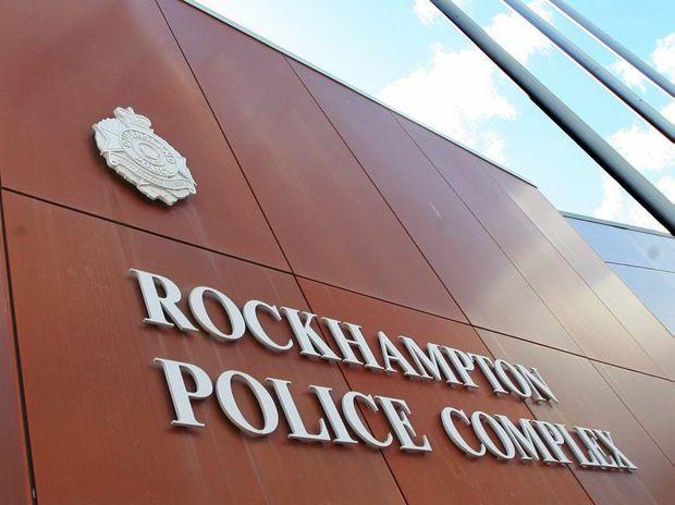 Rockhampton Police Station - generic. Photo: Chris Ison / The Morning Bulletin