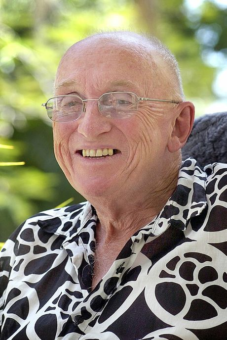 Bob Carlson's family and friends are invited to celebrate his life at the New Life Centre, inside the Hervey Bay Senior Citizens Hall, on Denmans Camp Rd at 10am on Thursday.