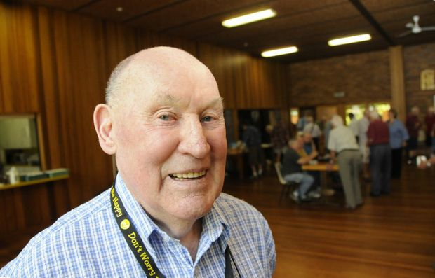 Noel Hannant has been awarded the Medal of the Order of Australia for his service to the community.