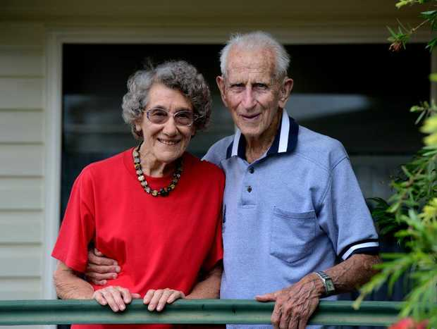 Tessie and Victor Brill have been awarded Order of Australia Medals