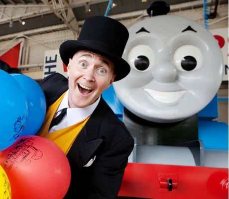 TICKETS PLEASE: Visit The Workshops Rail Museum and see the Fat Controller and Thomas the Tank Engine.