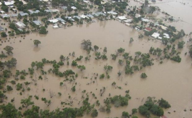 Council now has $13.4m for Roma flood relief but no funding as yet from Canberra.