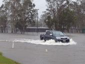ALMOST a third of Queensland drivers cross floodwaters they know they should avoid.